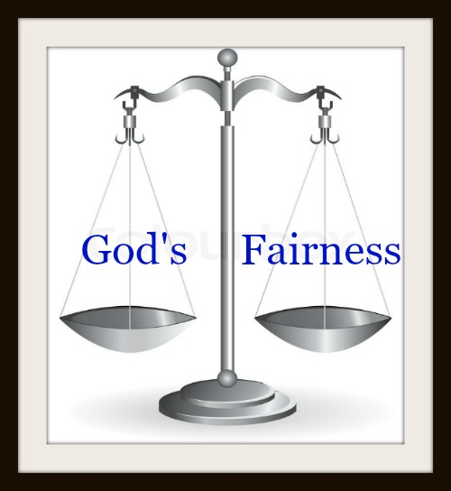 God's Astonishing Fairness