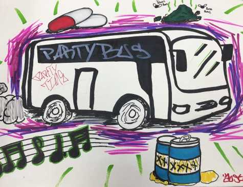 Party buses, limousines and ride services under stricter control