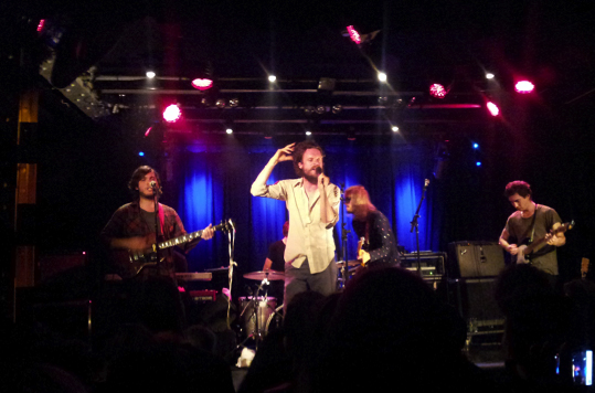 Father John Misty Mosman Alder Gig Review