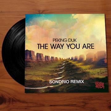 Peking Duk: The Way You Are (Sondrio Remix)
