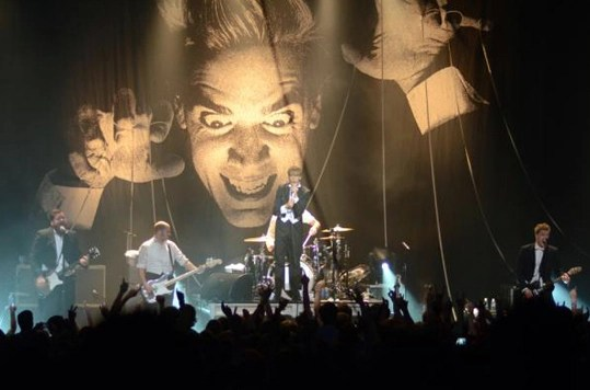 The Hives Metro Theatre Gig Review