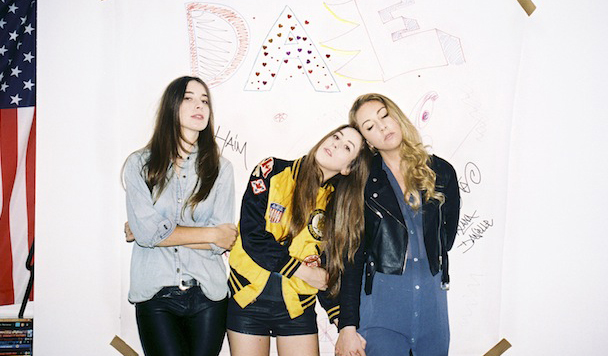 HAIM The Wire New Single
