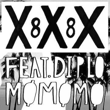 MØ + Diplo - XXX 88