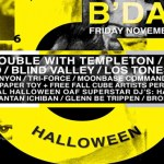 Gig of the Week: Oxford Arts Factory Halloween Birthday Party