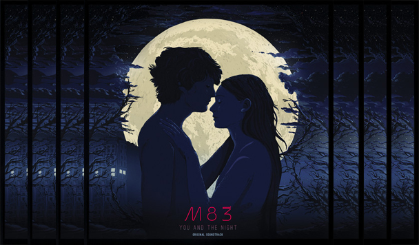 M83 - You and the Night  [Film Score Review]