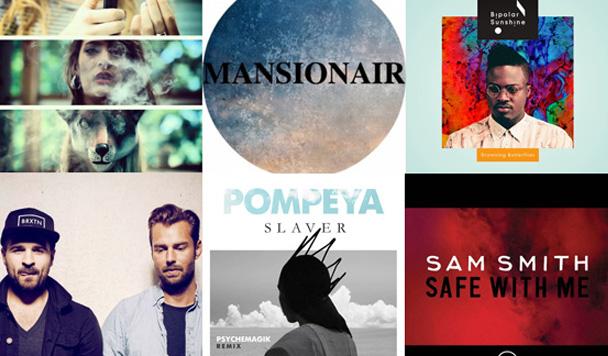 XXYYXX, Mansionair, Bipolar Sunshine, CHPLN, Pompeya, Sam Smith