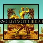 Caseno - Living It Like A Lion EP  [New Music]