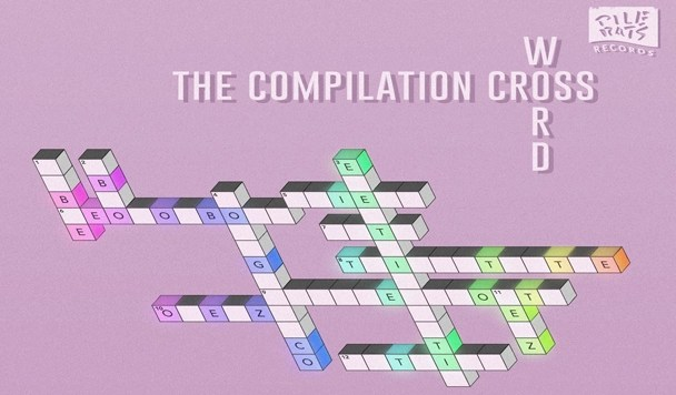Pilerats Records - Compilation Crossword - Guess Who?