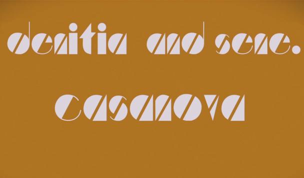 denitia and sene - casanova  [Music Video]