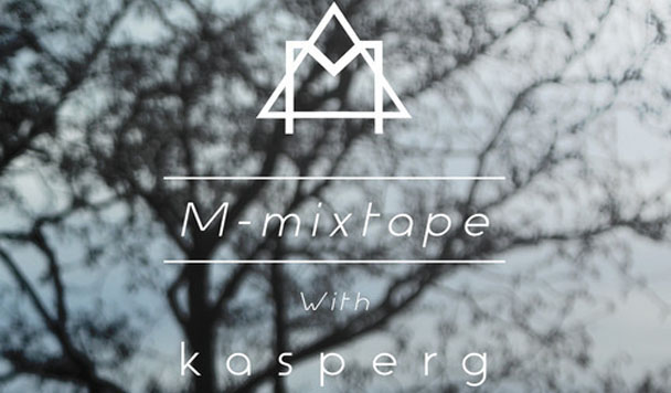 kasperg - M-mixtape 001 for Muerte Helsinki