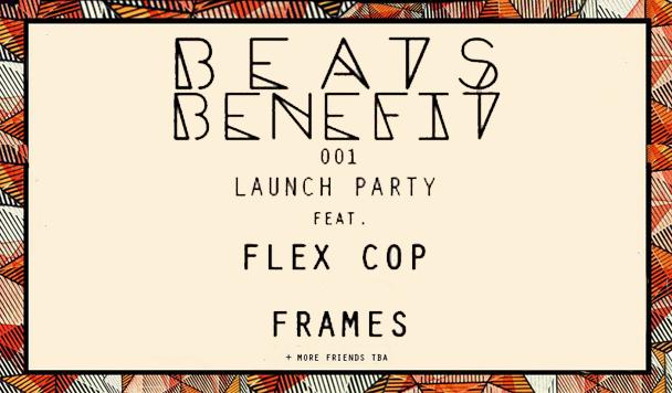 Beats Benefit - Frames - Flex Cop - acid stag
