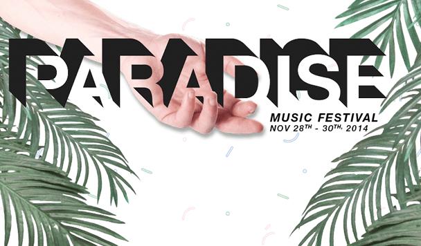 Paradise Music Festival - Line-up Announcement - acid stag