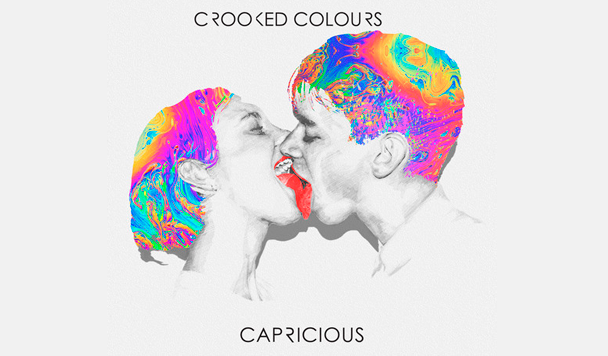 Crooked Colours - Capricious  [New Single] - acid stag