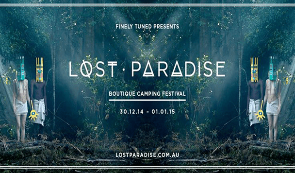 Lost Paradise- Lineup Announcement - acid stag
