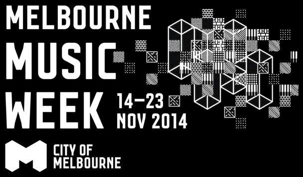 Melbourne Music Week 2014 - acid stag