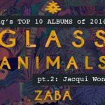 Top 10 Albums - Glass Animals, BANKS, Basement Jaxx, alt-J, Chet Faker, Little Dragon, Caribou, Flight Facilities, SBTRKT, FKA Twigs - acid stag