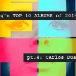 Top 10 Albums of 2014- Carlos Duarte - acid stag