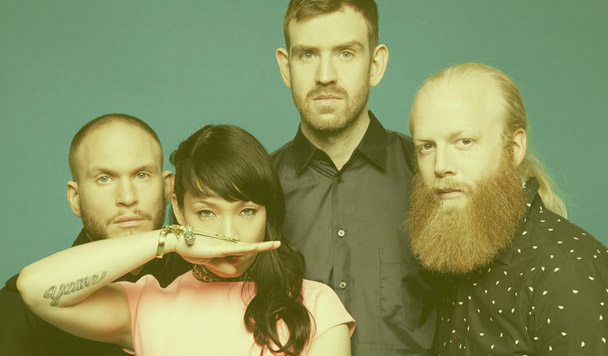 Interview with Little Dragon by acid stag