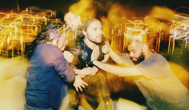 Gang of Youths - The Positions - acid stag
