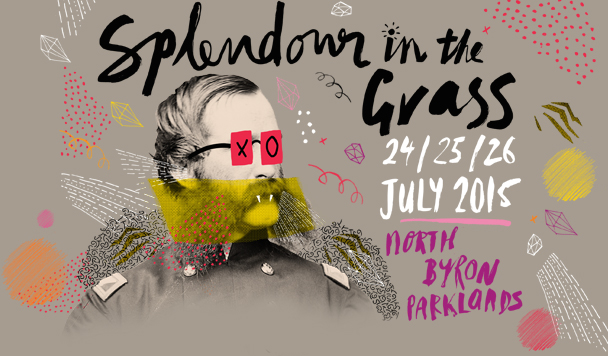 Splendour in the Grass Line-up - acid stag