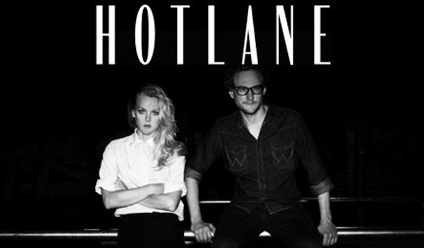 Hotlane - The EP - acid stag