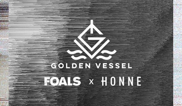 Foals x Honne - No Place Like Spanish Sahara (Golden Vessel Remix) - acid stag