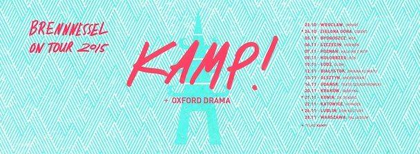 Kamp! - tour - acid stag