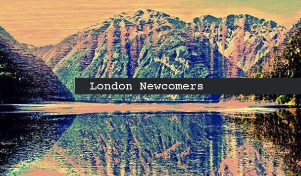 London, Newcomers, COUROS, sykoya, Dah Rhyl Gah Moor, Patti Yang Group, Beach Baby - acid stag