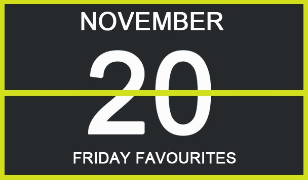 Friday Favourites, Dream Koala, Nofilter, Flamingo Jones, Baby Blood, Ben Lam, November, acid stag