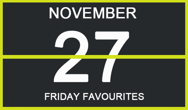 Friday Favourites, SEVDALIZA, Kodiak Blue, LOVECAT, Denis Sulta, Daniel Cherney, acid stag