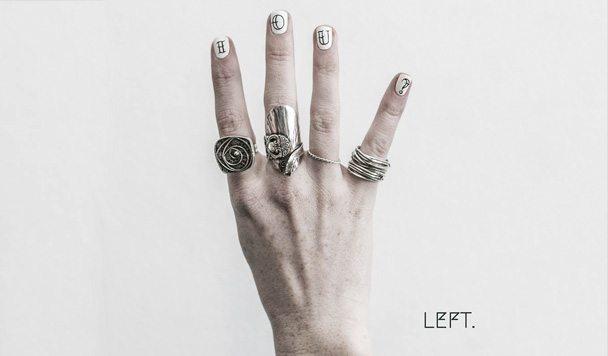 Left. - IOU [New Single] - acid stag
