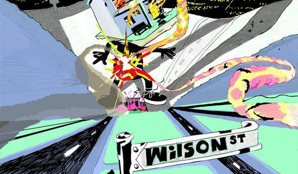 Albert Salt - Wilson Street [Album Stream] - acid stag