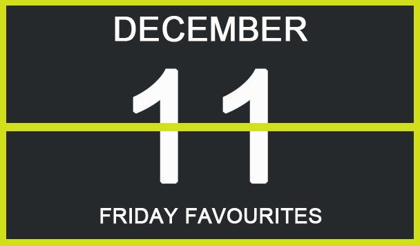 Friday Favourites, Flores, The Code, Pomona Dream, Krrum, Larytta, acid stag