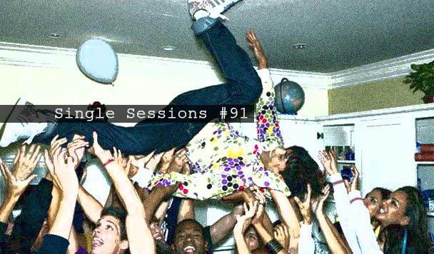 Single Sessions, su na, Alo Lee, ORIENTAL CRAVINGS, Goldfinch, PillowTalk, LarryKoek, Dawn Pemberton