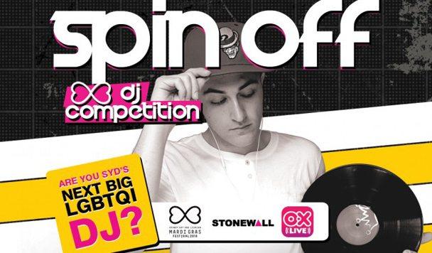 Gay Radio - LGBTQI - SPIN OFF 2016 - acid stag