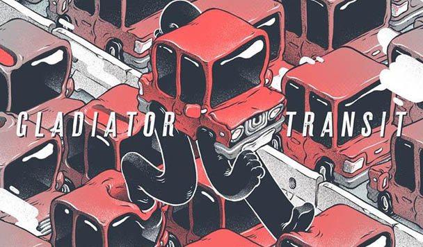 Gladiator - Brave (ft. Vindata & Mothica) [New Single] - acid stag