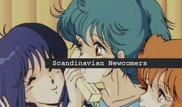 Scandinavian Newcomers- Anana, Swim, Oracle North, I Am Karate and Carl Carlsson - acid stag