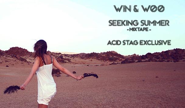 HUMP DAY MIX- Win & Woo - Seeking Summer Mix (Exclusive) - acid stag