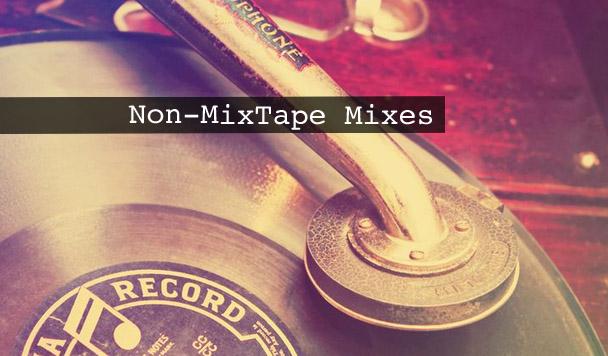 Non-MixTape, The Rubens, Arctic Monkeys, Hundred Waters, Rudimental, Stace Cadet, Toby Nolan, mungø, Skrillex, Jenaux, Moss - acid stag
