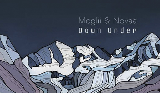 MOGLII x NOVAA - Down Under [EP Stream] - acid stag