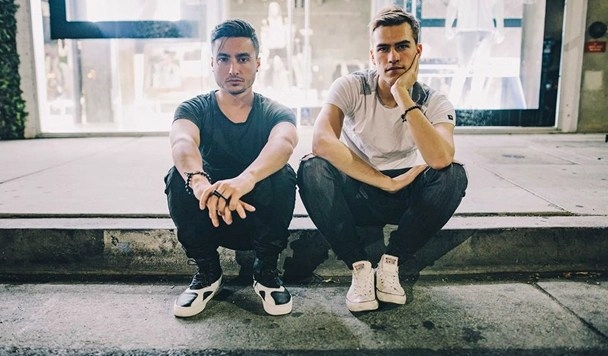 New Single by Loud Luxury feat. Shoffy - 'Villains' - acid stag