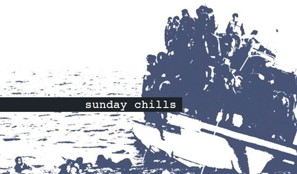 Sunday Chills, aybner, w. baer, Soto Voce, Sea Span, Bewilderbeast - acid stag