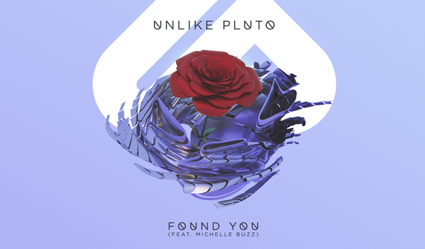 New Single by Unlike Pluto feat. Michelle Buzz - 'Found You' - acid stag