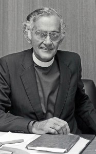 Bishop John Reid, 1981. Courtesy Ramon Williams, Worldwide Photos