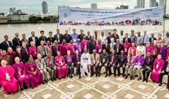 Global South Primates, Bangkok July 2012
