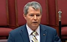 Senator David Fawcett