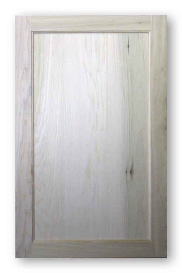 ... Poplar Frame With Poplar Inset Panel Cabinet Door ...