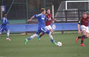 Youth league Chelsea-Milan
