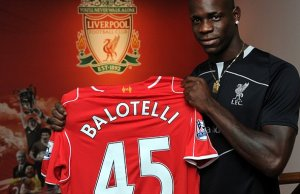 Liverpool Unveil New Signing Mario Balotelli