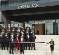Barbara+Berlusconi+AC+Milan+Unveils+Casa+Milan+rTXIUr4GSPMl